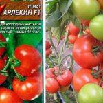 Томата Арлекин f1: описание сорта,фото