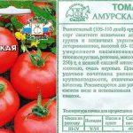 Томат Амурская заря: описание сорта