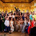 Выпускной для 9 классов 2019 в Екатерининском дворце