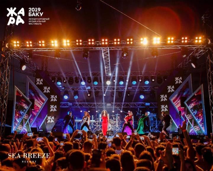 ФЕСТИВАЛЬ-бАКУ-2019