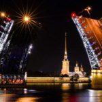 Расписание разводов мостов в Санкт-Петербурге на 2019 год