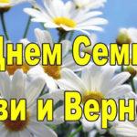 День семьи, любви и верности в Санкт-Петербурге 2019: программа мероприятий