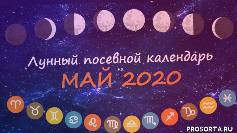календарь садовода, май 2020, посевной календарь, календарь огородника, лунный календарь садовода