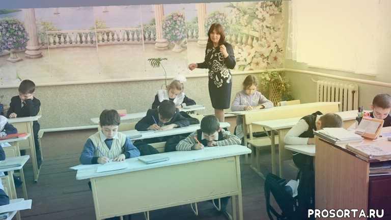 40 лет у школьной доски - Про Сорта