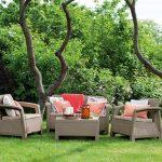 Мебель из ротанга: особенности и преимущества
